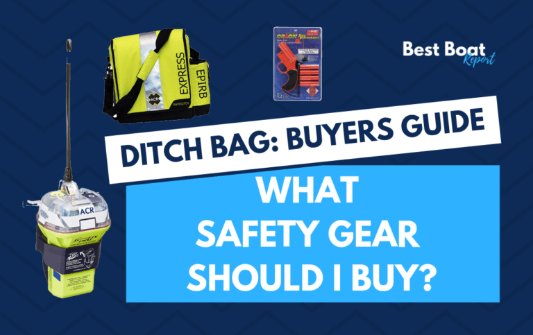 OFFSHORE BOATING DITCH BAG BUYERS GUIDE: 24 Must-Have Grab-Bag Items!
