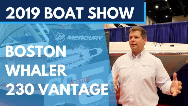 Boston Whaler 230 Vantage | Boat Review