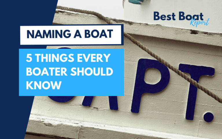 Naming A Boat: 5 Things Every Boater Should Know