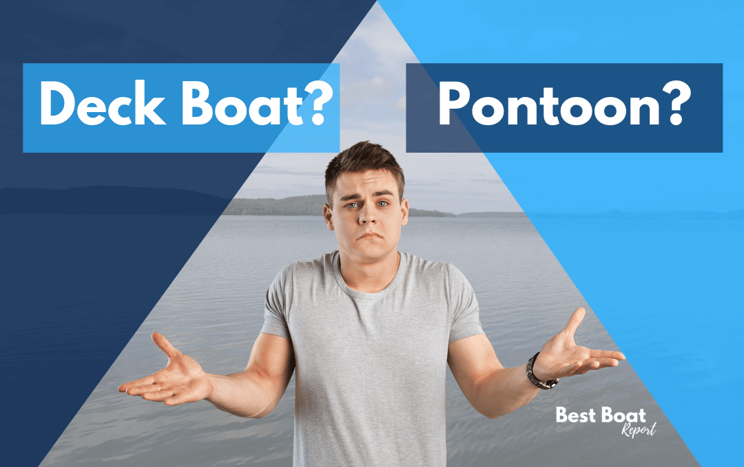 What Is The Difference Between Deck Boat And Pontoon Boat?