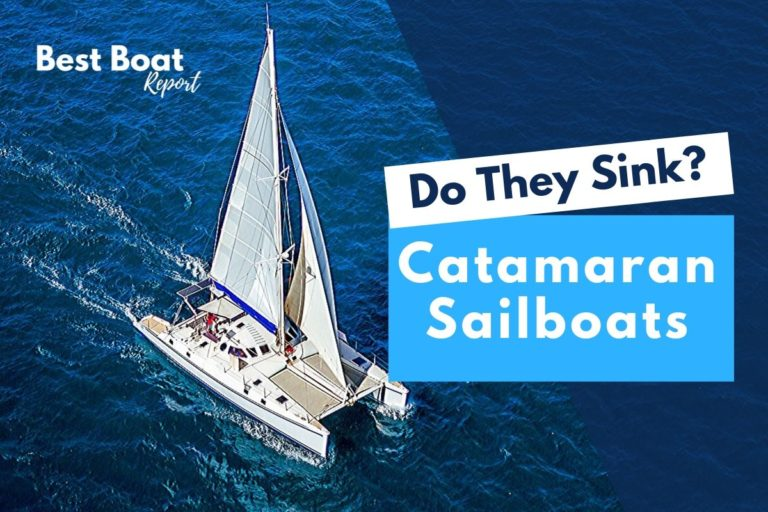 Do Catamaran's Sink?
