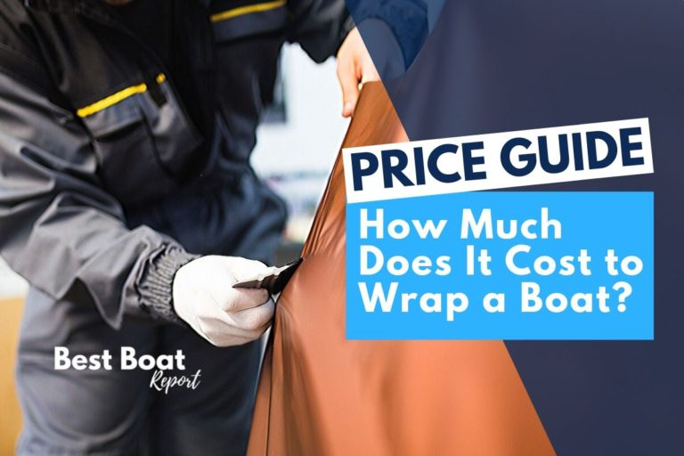 How Much Does It Cost To Wrap A Boat?