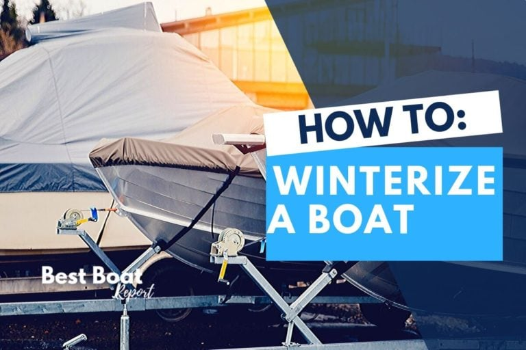 Winterizing a Boat: Everything You Need to Know