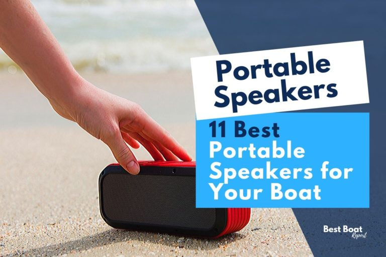 The Top 11 Best Portable Speakers for Your Boat