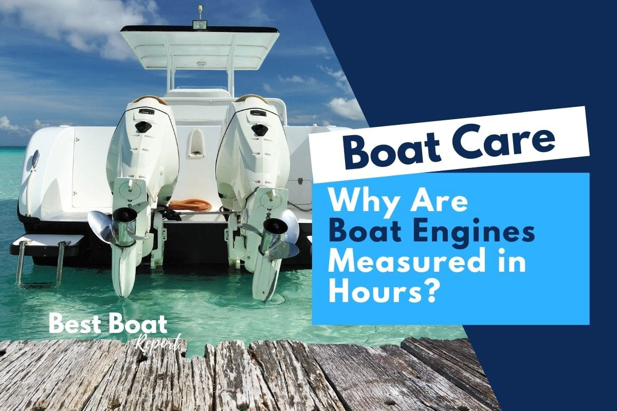 Why Are Boat Engines Measured in Hours_ #boat #boating #boatlife
