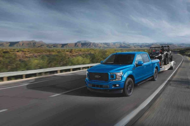 Towing Capacity: What Boats Can a Ford F-150 Pickup Truck Tow?