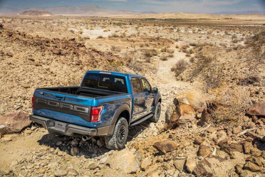 Ford Raptor Pickup Truck Towing Capacity