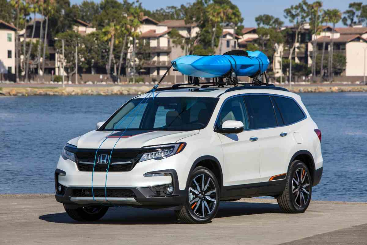 Towing Capacity: What Boats Can a Honda Pilot Tow? 2015, 2016, 2017, 2018, 2019, 2020, 2021, 2022