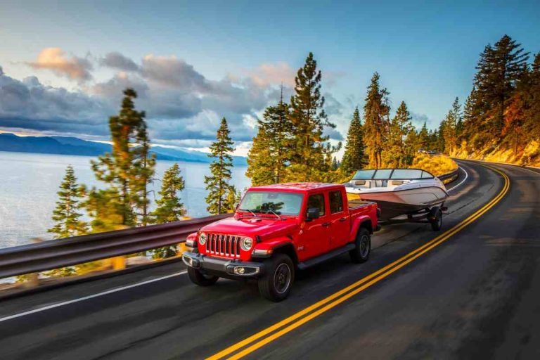12 Fishing and Family Boats You Can Tow With A Jeep Gladiator!
