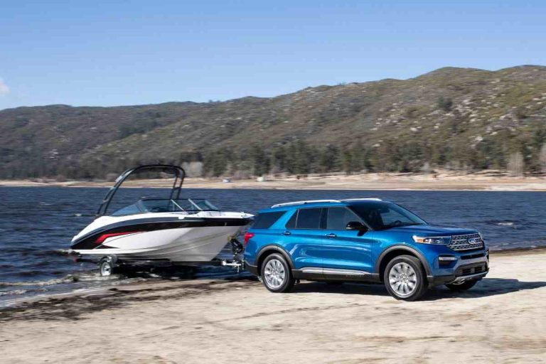 25 Boats You Can Tow With A Ford Explorer! Get Max Towing Capacity