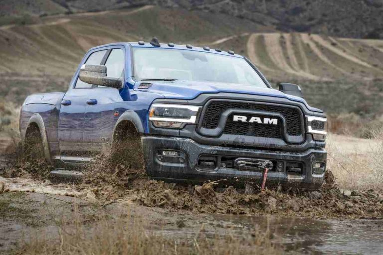 Dodge Ram Pickup Truck: What Boat's Can It Tow? [21 Examples]