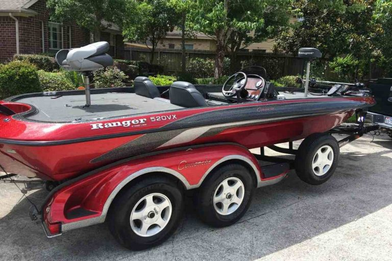 How Much Does a Bass Boat Weigh? 7 Examples