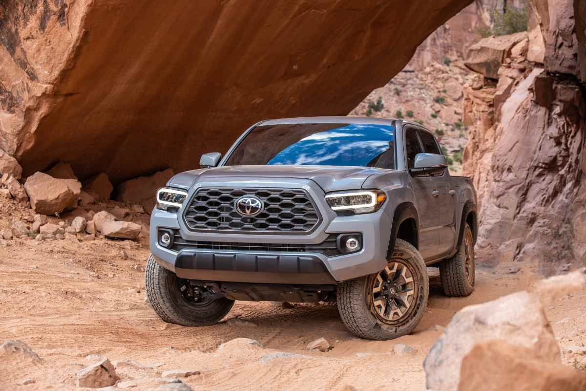 Can a toyota tacoma tow a boat? 2021 Toyota Tacoma Pickup truck towing capacity