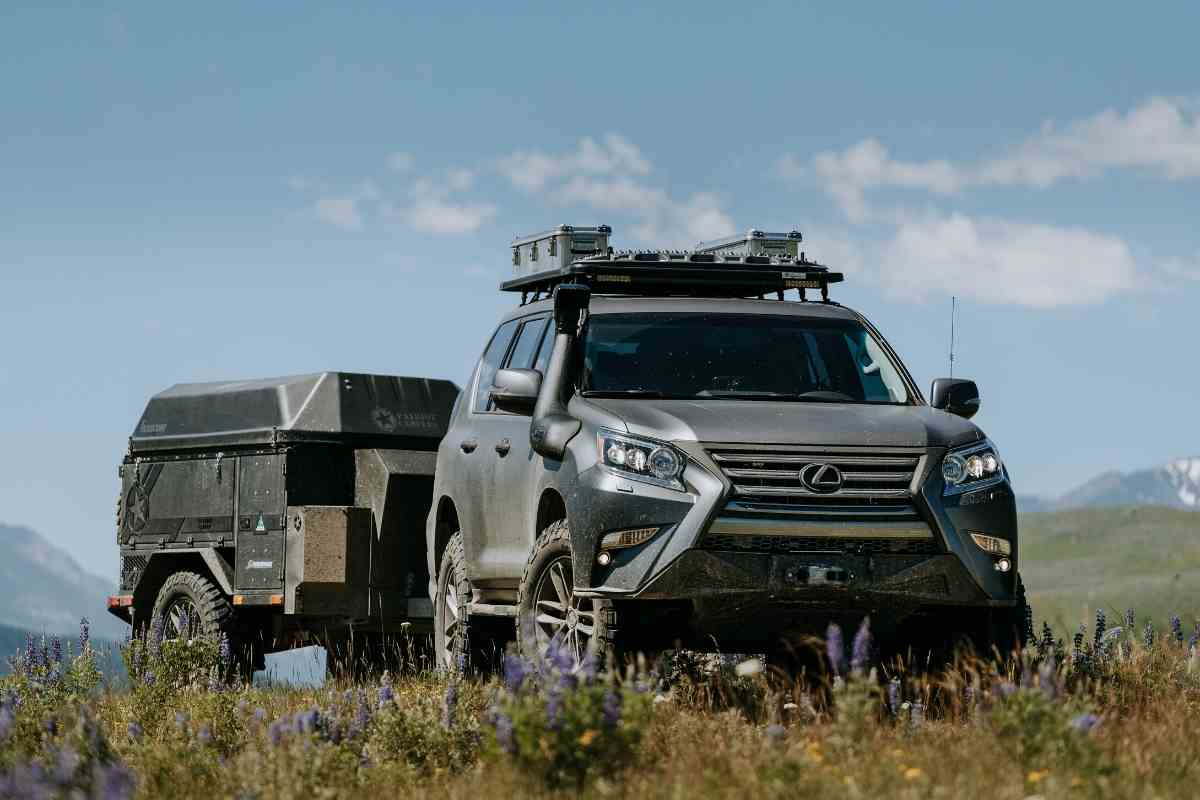 Towing Capacity: What Boats Can a Lexus GX 460 Tow?