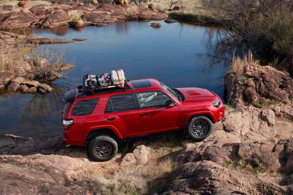 What Boats Can a Toyota 4Runner Tow