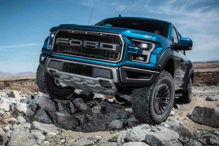 What Boats Can a Ford Raptor Tow? [23 Examples]