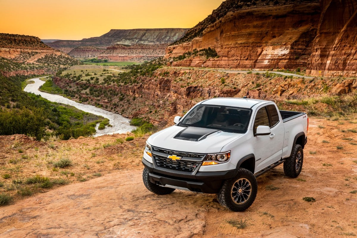 Towing Capacity: What Boats Can a Chevy Colorado Tow?