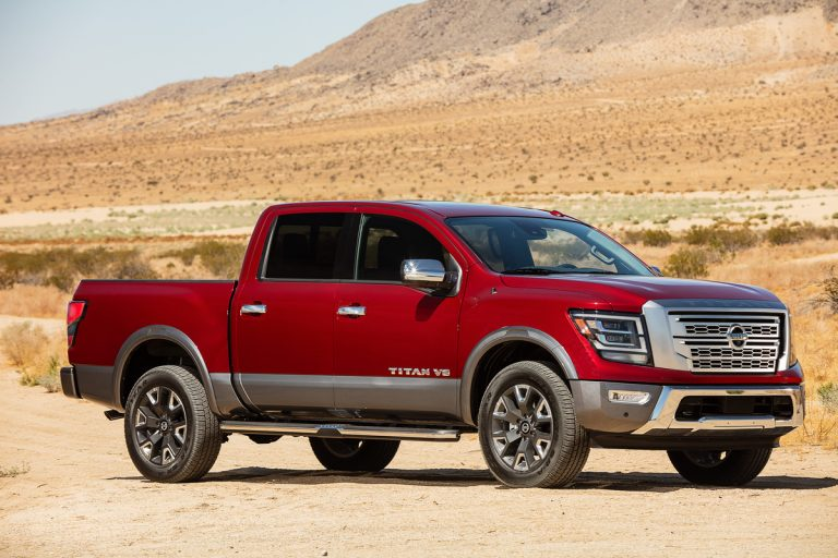 What Boats Can a Nissan Titan Tow? [+21 Examples]