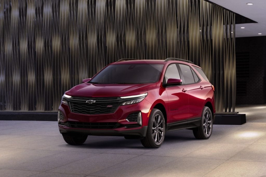 Chevy Equinox towing capacity, towing a boat