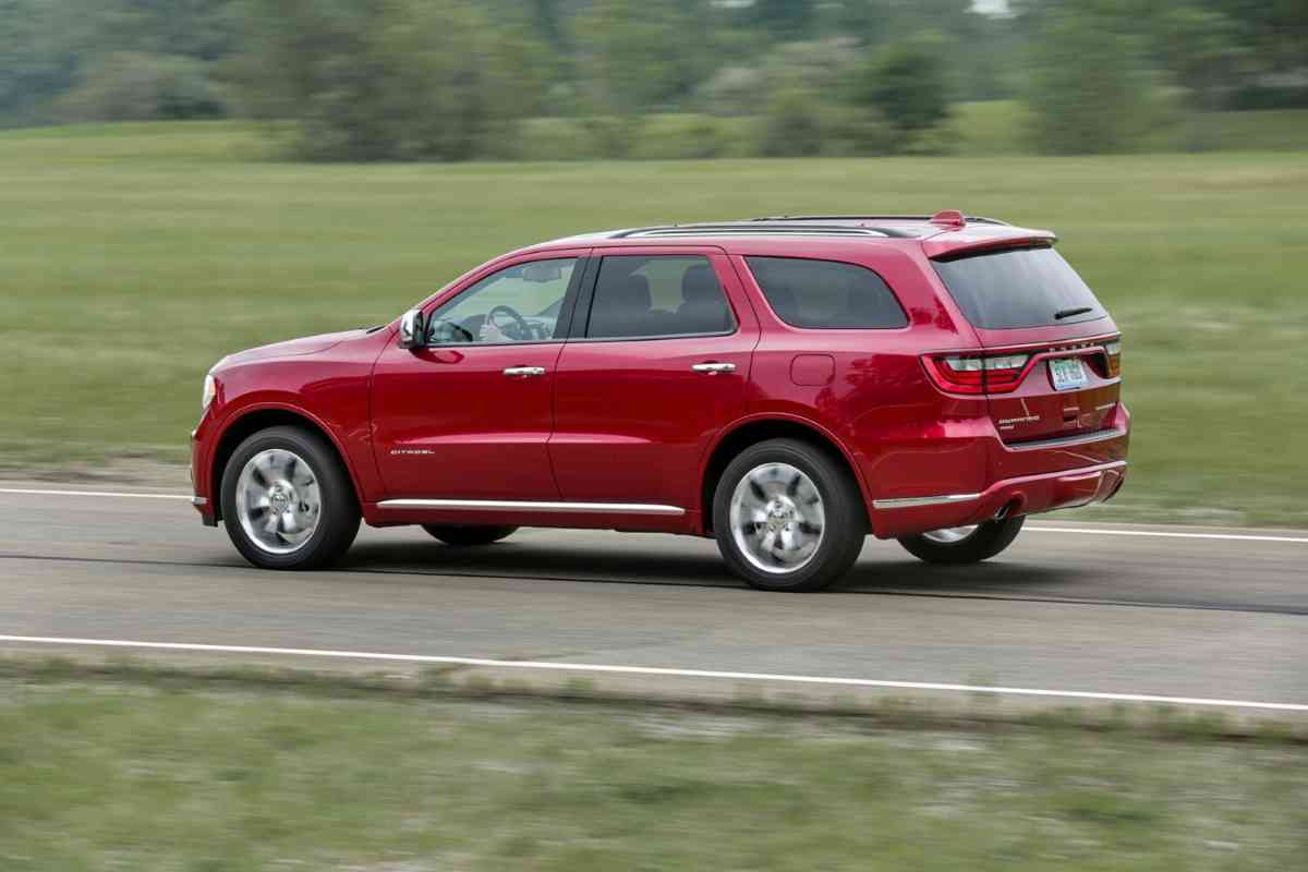What Boats Can a Dodge Durango Tow?