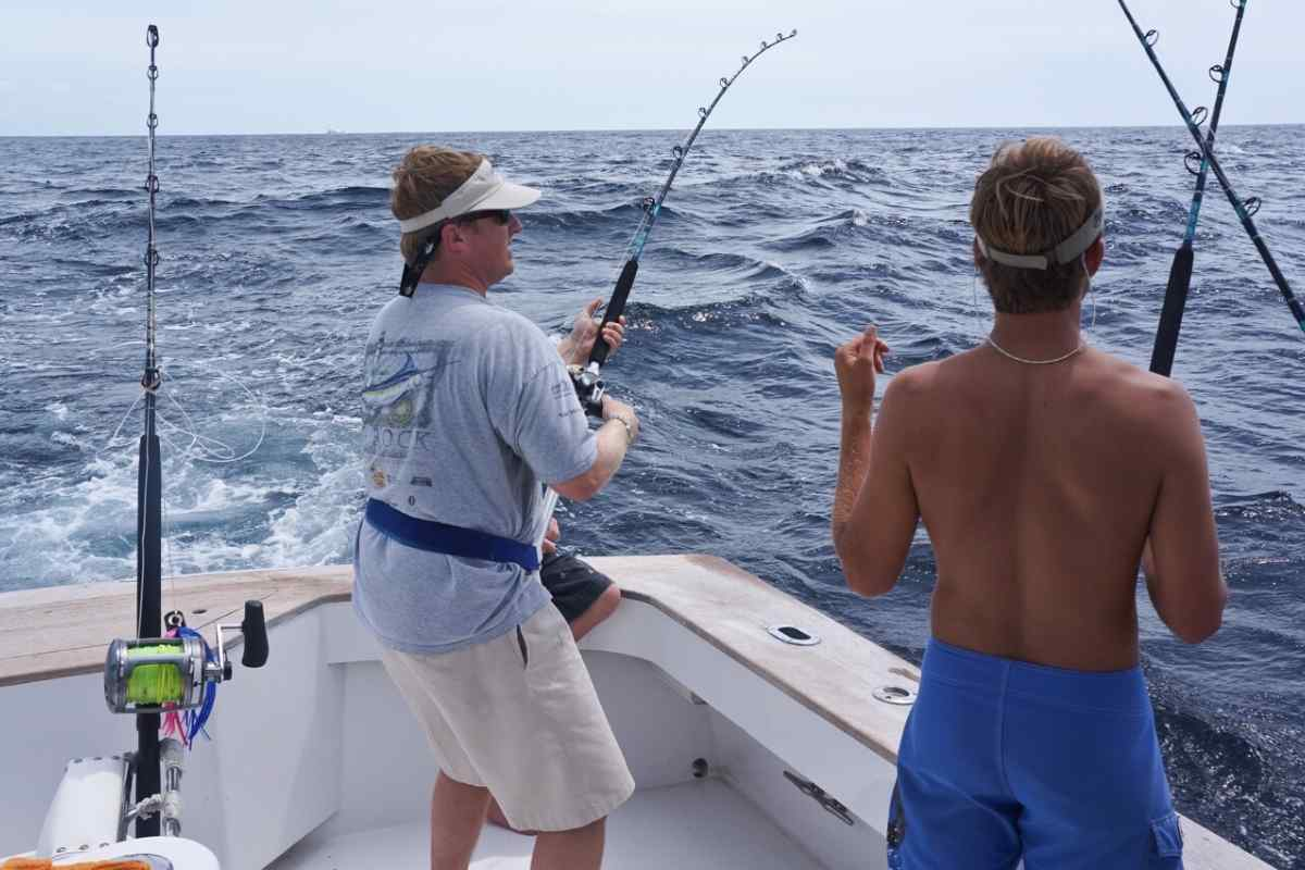 Fishing tackle, nets, cast nets, fishing pliers