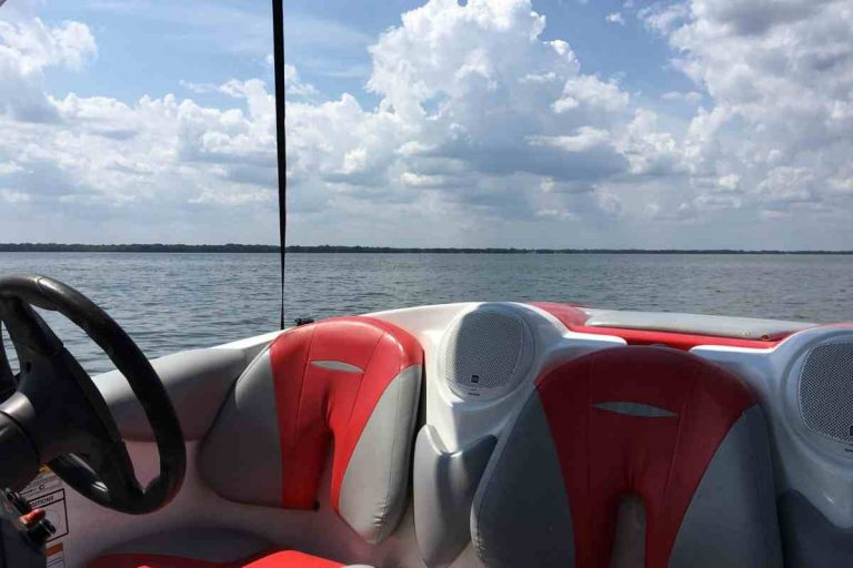 How Long Should You Leave a Jet Boat in Saltwater?