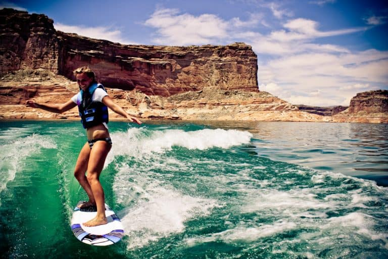 Buying a Wakesurf Board for Max Fun on The Water [Beginners Guide]