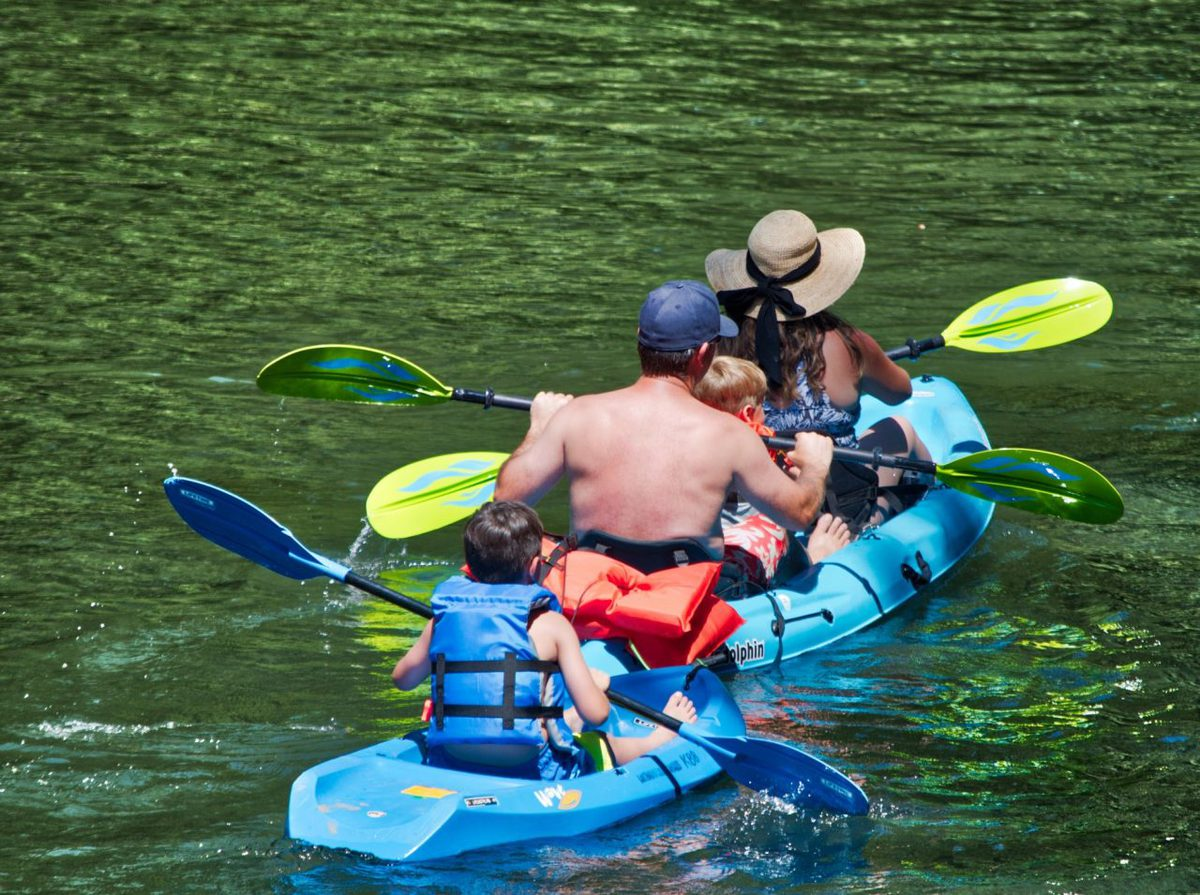 Do You Have To Be 18 To Go Kayaking? (Renting Kayaks) With Kids
