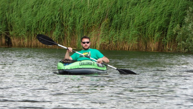 Best Inflatable Kayaks for Fishing (Single, Tandem)