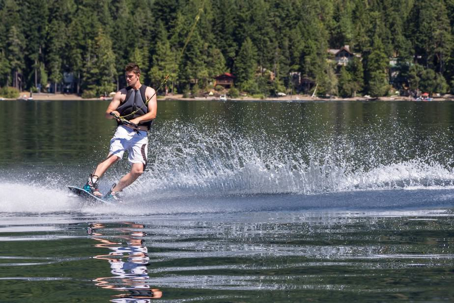 Can you Wakesurf or Wakeboard Behind a Jet Ski?