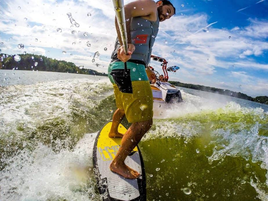 A Beginners Guide to Buying a Wakesurf Board for Max Fun on The Water