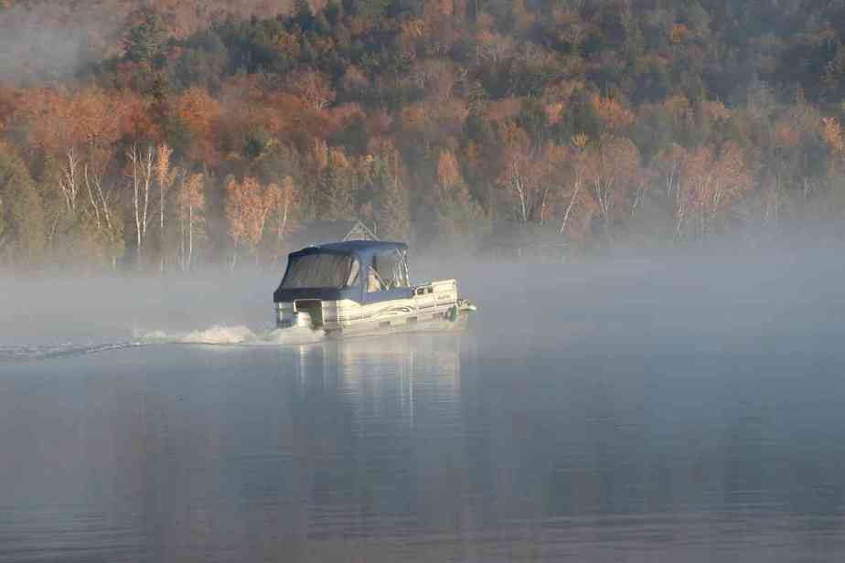 What Are Some Ways To Winterize a Pontoon Boat?