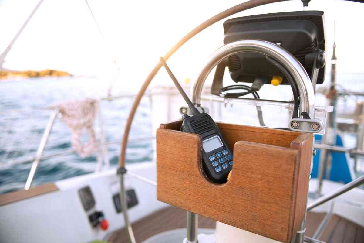 Are Marine Radios (VHF) and CB Radios the Same?