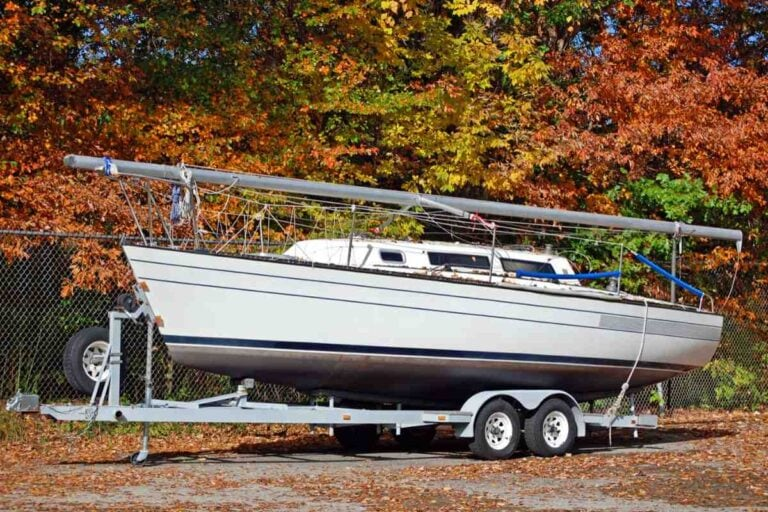 Can You Paint a Galvanized Boat Trailer?
