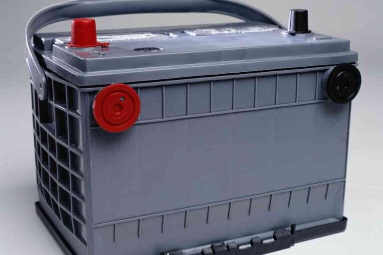 Can an Alternator Charge a Deep Cycle Battery?