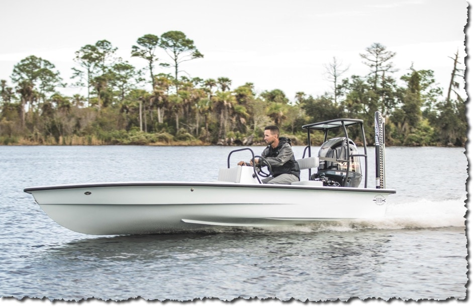 How Much Does a Center Console Boat Weigh?