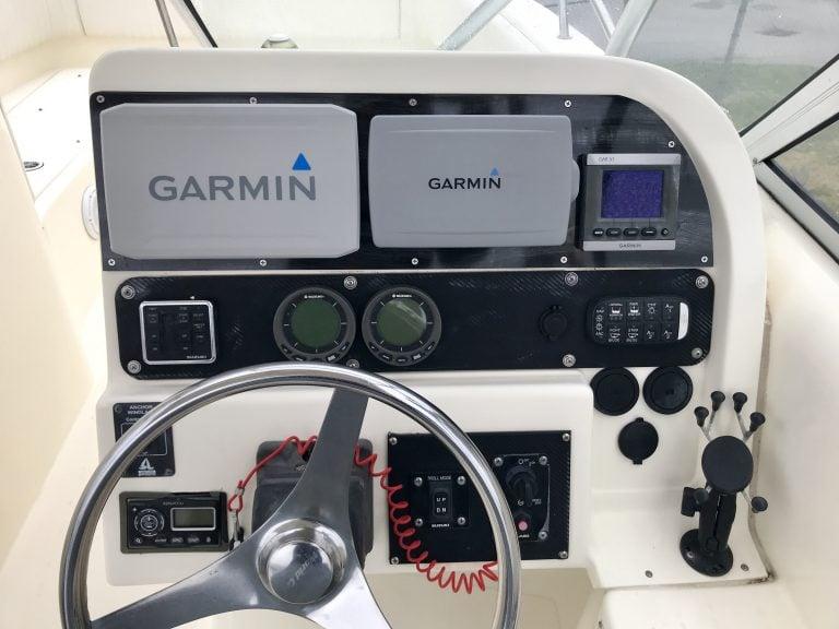 Can Marine Radios Get Wet?