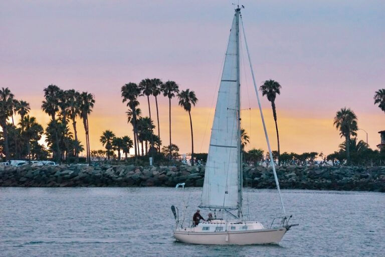 Can You Sail With Just The Mainsail?