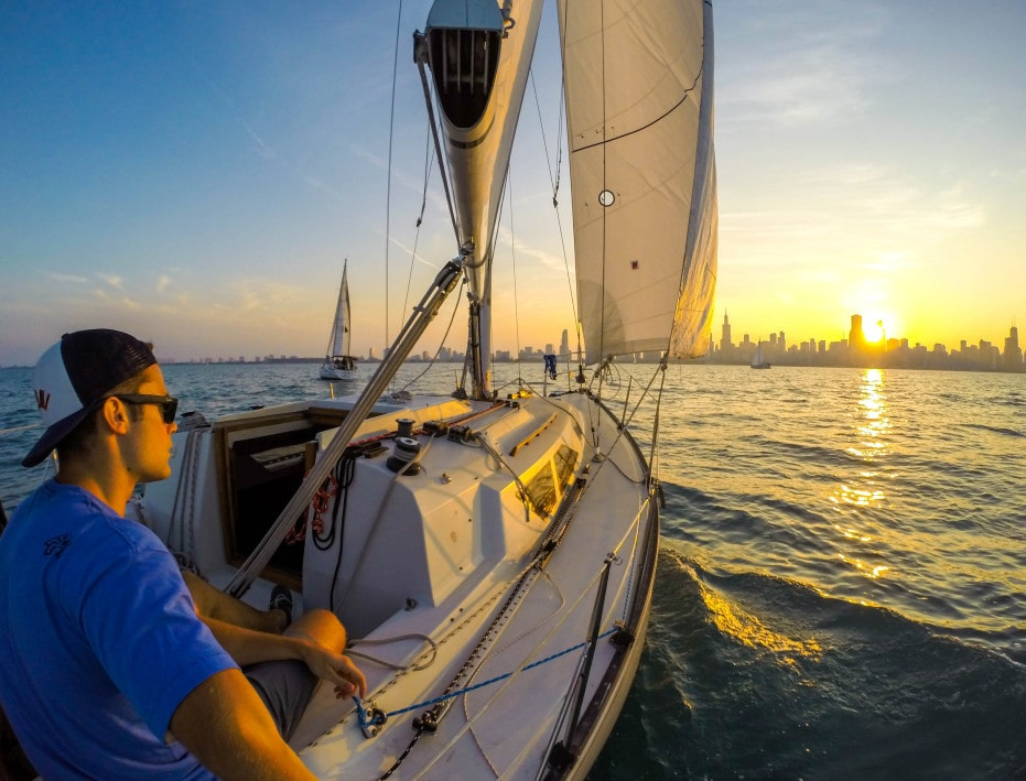 Which Sail Do You Raise First On A Sailboat?