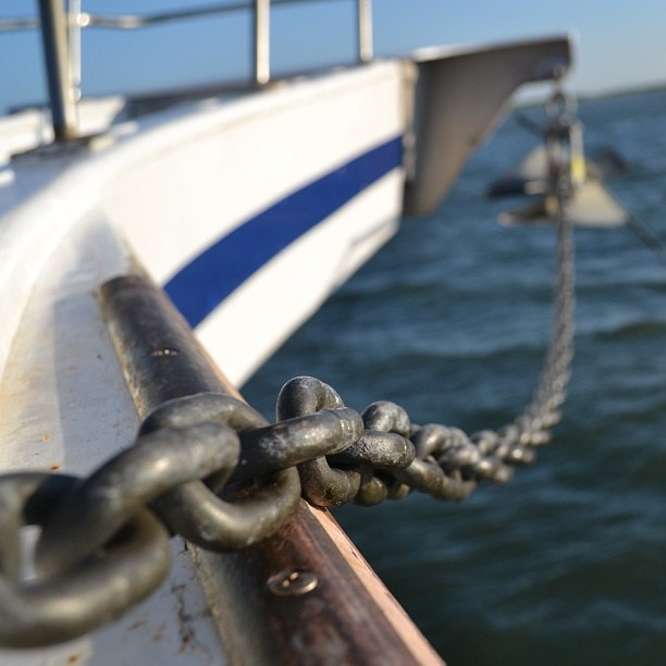 How Do You Anchor A Boat in Deep Water?