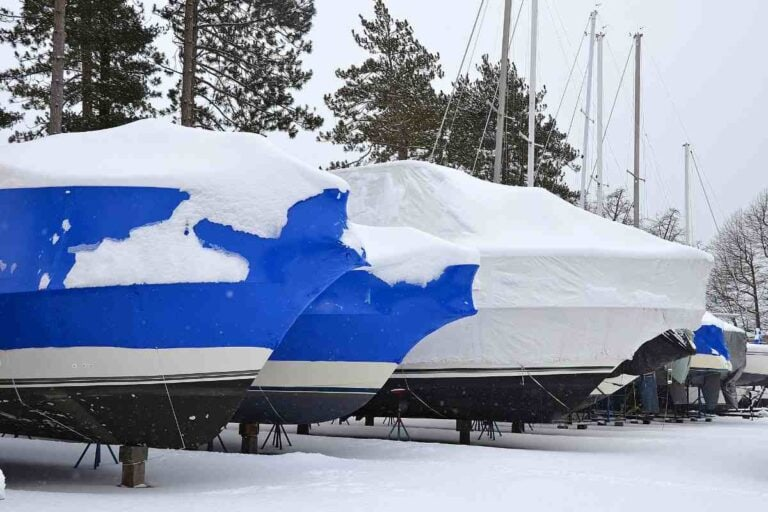 Boat Cover Vs. Shrink Wrap – What is Better