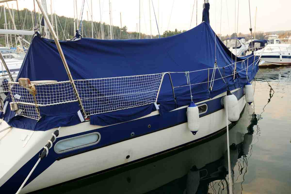 Boat Covers: Acrylic vs. Polyester Boat Covers -- The Pros and Cons