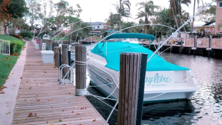 Boat Cover vs. Tarp: What Works Better For You?