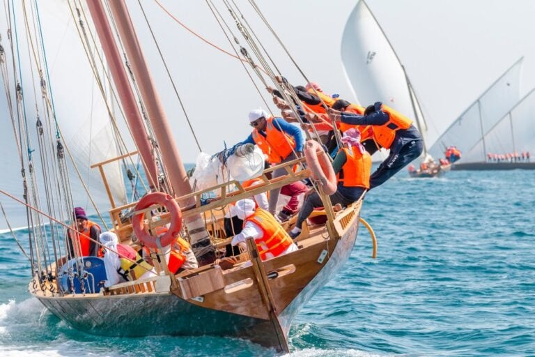 What Keeps a Sailboat from Tipping Over?
