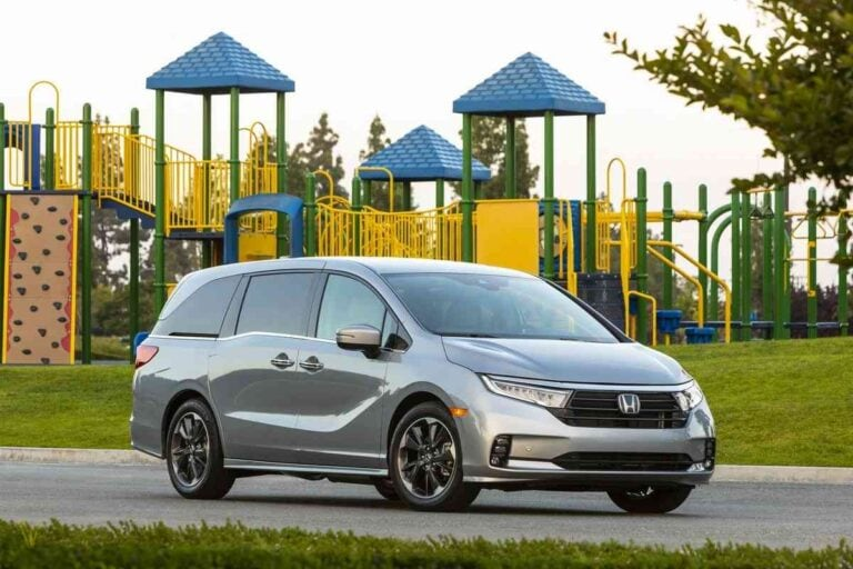 Can a Honda Odyssey Tow a Boat?