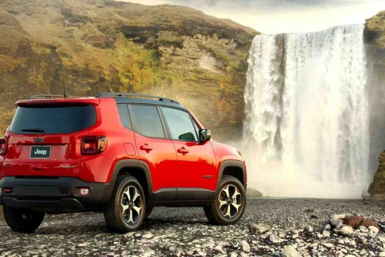 Can a Jeep Renegade Tow a Boat?