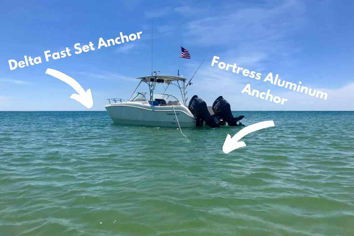 What Anchor is Best for Recreational Boats?