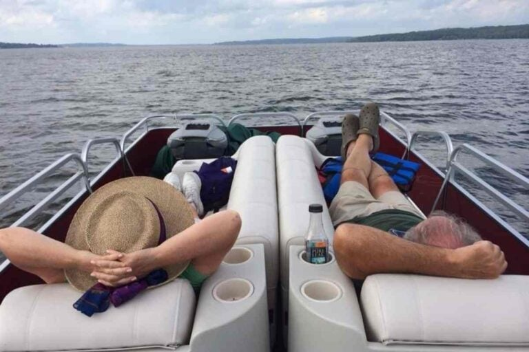 How Fast Can Pontoon Boats Go?