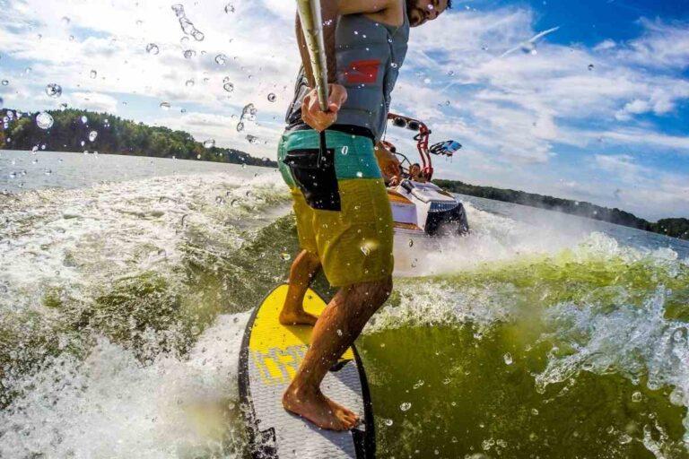 Can you Wakesurf Behind any Boat?