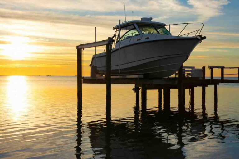 What Is Deadrise On A Boat?